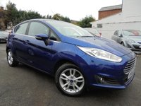 USED 2015 65 FORD FIESTA 1.0 ZETEC 5d 79 BHP ***FREE YEARLY ROAD TAX***