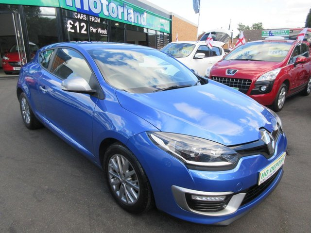USED 2014 14 RENAULT MEGANE 1.5 KNIGHT EDITION ENERGY DCI S/S 3d 110 BHP CALL 01543 379066... 12 MONTHS MOT... 6 MONTHS WARRANTY... JUST ARRIVED... 1 OWNER... DIESEL