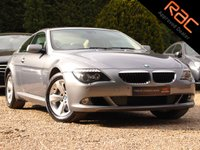 USED 2008 08 BMW 6 SERIES 3.0 635D 2d AUTO 282 BHP