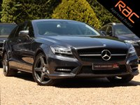 USED 2013 63 MERCEDES-BENZ CLS CLASS 2.1 CLS250 CDI BLUEEFFICIENCY AMG SPORT 5d AUTO 202 BHP