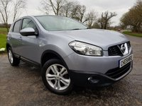 USED 2013 52 NISSAN QASHQAI 1.6 ACENTA IS DCIS/S 5d 130 BHP