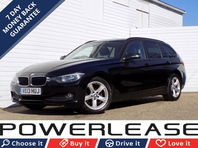 USED 2013 13 BMW 3 SERIES 2.0 318D SE TOURING 5d 141 BHP DAB USB CRUISE CONTROL