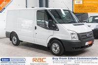 2013 FORD TRANSIT 2.2 300 LR  *EXTENSIVE RACKING SYSTEM INCLUDED* £8395.00