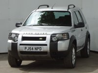 2005 LAND ROVER FREELANDER 2.0 TD4 SE STATION WAGON 5d 110 BHP £2988.00