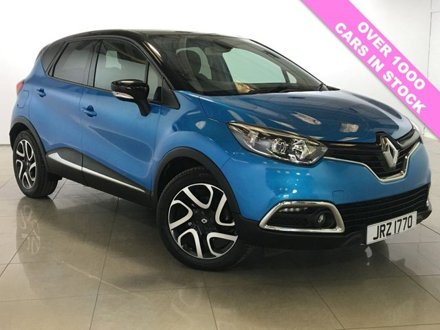 View our 2015 15 RENAULT CAPTUR 1.5 DYNAMIQUE S MEDIANAV DCI 5d AUTO 90 BHP