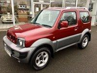 2007 SUZUKI JIMNY 1.3 JLX PLUS 3DOOR ESTATE 83 BHP £4495.00