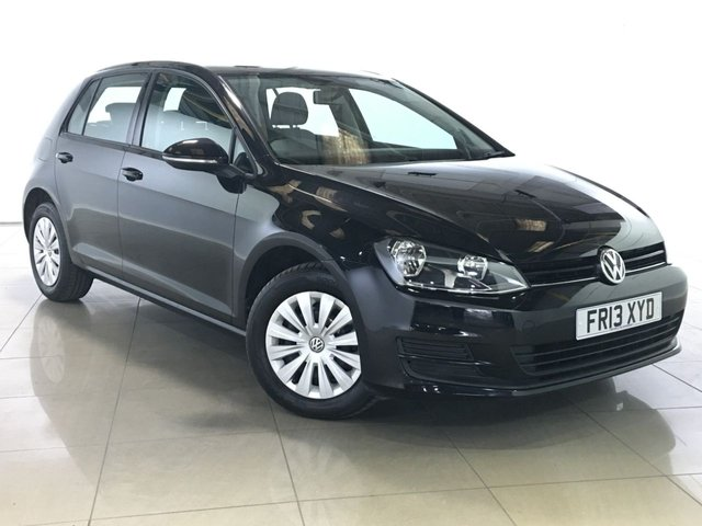 View our 2013 13 VOLKSWAGEN GOLF 1.6 S TDI BLUEMOTION TECHNOLOGY 5d 103 BHP