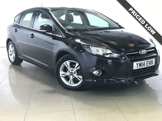 View our 2014 14 FORD FOCUS 1.6 ZETEC TDCI 5d 113 BHP