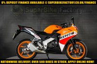 USED 2015 65 HONDA CBR125 R GOOD & BAD CREDIT ACCEPTED, OVER 500+ BIKES IN STOCK
