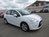 2012 CITROEN C3 1.4 WHITE 5d 72 BHP £4995.00