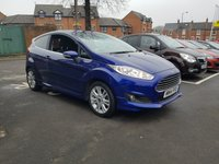USED 2014 14 FORD FIESTA 1.2 ZETEC 3d 81 BHP CHEAP TO RUN AND £30 ROAD TAX WITH A GOOD SPECIFICATION INCLUDING AUXILIARY INPUT, USB , BLUETOOTH , HEATED FRONT SCREEN, AND ALLOY WHEELS! ALSO £30 ROAD TAX AND EXCELELNT FUEL ECONOMY WITH LOW MILEAGE-ONLY 18738 MILES FROM NEW!!