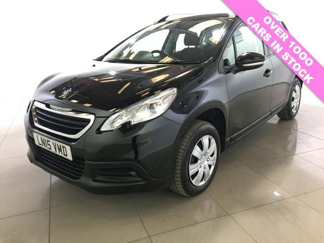 View our 2015 15 PEUGEOT 2008 1.4 HDI ACCESS PLUS 5d 68 BHP