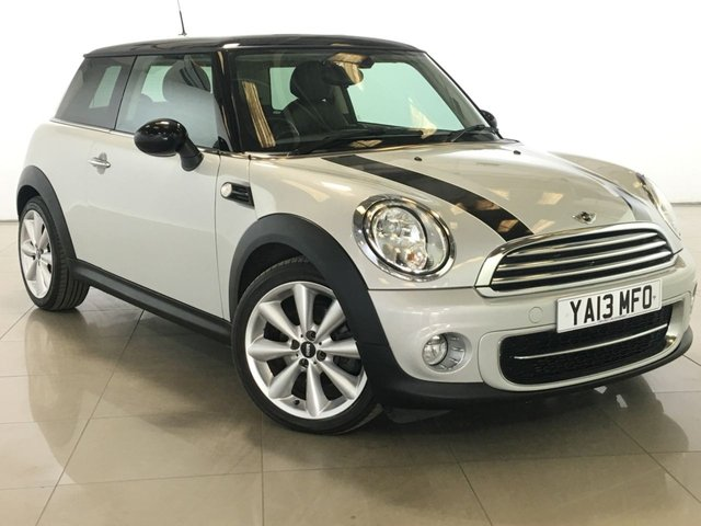 View our 2013 13 MINI HATCH COOPER 1.6 COOPER D 3d 112 BHP