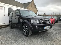2015 LAND ROVER DISCOVERY 4 HSE Luxury 3.0 SDV6 Auto 5dr ( 255 bhp ) £SOLD