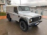 2007 LAND ROVER DEFENDER 2.4 110 DCB HARD TOP LWB 1d 121 BHP £11995.00