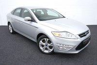 2011 FORD MONDEO 2.0 TITANIUM TDCI 5d AUTO 161 BHP £6645.00