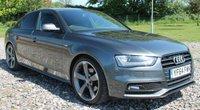 2015 AUDI A4 2.0 TDI S LINE BLACK EDITION 4d 174 BHP £12995.00