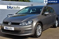 2013 VOLKSWAGEN GOLF 1.6 SE TDI BLUEMOTION TECHNOLOGY 5d 103 BHP £10480.00
