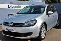 2012 VOLKSWAGEN GOLF 1.6 MATCH TDI BLUEMOTION TECHNOLOGY 5d 103 BHP £8980.00