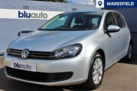 2012 VOLKSWAGEN GOLF 1.6 MATCH TDI BLUEMOTION TECHNOLOGY 5d 103 BHP £8495.00