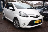 USED 2013 13 TOYOTA AYGO 1.0 VVT-I FIRE AC 5dr 67 BHP IDEAL FIRST CAR