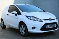 USED 2009 09 FORD FIESTA 1.4 TREND TDCI 1d 68 BHP FRESHLY SERVICED