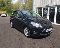 USED 2015 15 FORD C-MAX 1.0 ZETEC ECOBOOST 100 BHP THIS VEHICLE IS AT SITE 1 - TO VIEW CALL US ON 01903 892224