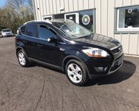 USED 2009 59 FORD KUGA 2.0 TDCI TITANIUM 135 BHP THIS VEHICLE IS AT SITE 2 - TO VIEW CALL US ON 01903 323333