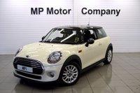 2014 MINI HATCH COOPER 1.5 COOPER 3d 134 BHP £9695.00
