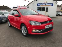 USED 2015 65 VOLKSWAGEN POLO 1.2 SE TSI 3d 89 BHP 17636 Miles, 12 Months MOT & Service, Immaculate!