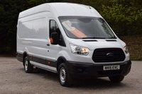 2015 FORD TRANSIT 2.2 350 SHR P/V  124 BHP £10450.00