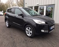 USED 2016 16 FORD KUGA 2.0 TDCI ZETEC 150 BHP THIS VEHICLE IS AT SITE 1 - TO VIEW CALL US ON 01903 892224