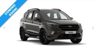USED 2017 17 FORD KUGA 2.0 TDCI ST-LINE X AUTOMATIC AWD 180 BHP THIS VEHICLE IS AT SITE 2 - TO VIEW CALL US ON 01903 323333