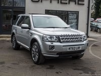 2013 LAND ROVER FREELANDER 2.2 SD4 HSE LUXURY 5d AUTO 190 BHP £19890.00
