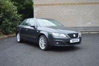 2011 SEAT EXEO 2.0 SE TECH CR TDI 4d 141 BHP £6650.00