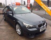 2009 BMW 5 SERIES 3.0 525I M SPORT 4d 215 BHP £7995.00