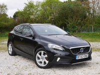 USED 2014 63 VOLVO V40 1.6 D2 CROSS COUNTRY LUX 5d 113 BHP