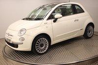 USED 2009 59 FIAT 500 1.4 LOUNGE 3d 99 BHP