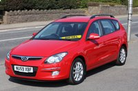 USED 2009 59 HYUNDAI I30 1.6 STYLE CRDI 5d 114 BHP Drive away from only £22 p/w!
