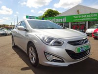 USED 2013 62 HYUNDAI I40 1.7 CRDI STYLE BLUE DRIVE 5d 134 BHP .. CALL 01543 379066 FOR MORE INFO