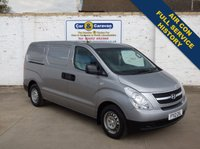 USED 2012 62 HYUNDAI ILOAD 2.5 COMFORT CRDI 1d 114 BHP Full Service History Air Con 0% Deposit Finance Available