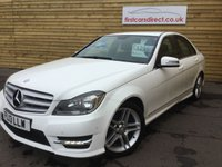 2013 MERCEDES-BENZ C CLASS 2.1 C220 CDI BLUEEFFICIENCY AMG SPORT DEPOSIT NOW TAKEN £12999.00