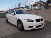 USED 2009 58 BMW M3 4.0 M3 2d AUTO 414 BHP JUST SERVICED BY BMW, FSH, 35K, EDC + DCT,