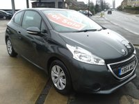 2015 PEUGEOT 208 1.2 ACCESS PLUS 3d 82 BHP £SOLD