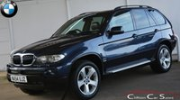 2004 BMW X5 3.0d SPORT 5 DOOR AUTO 215 BHP £SOLD