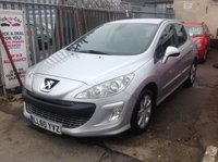 USED 2011 60 PEUGEOT 308 1.6 SPORT HDI 5d 107 BHP Great family diesel hatchback, great economy, low road tax.