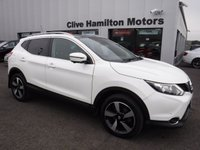 USED 2017 17 NISSAN QASHQAI 1.5 N-CONNECTA DCI 5d 108 BHP COMFORT PK