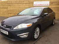 2013 FORD MONDEO 2.0 ZETEC BUSINESS EDITION TDCI 5d 138 BHP £7499.00