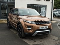 2014 LAND ROVER RANGE ROVER EVOQUE 2.2 SD4 DYNAMIC 5d 190 BHP £25990.00