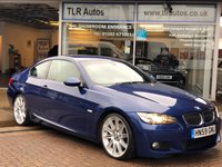USED 2009 59 BMW 3 SERIES 325I M SPORT HIGHLINE 2d AUTO 215 BHP Free MOT for Life